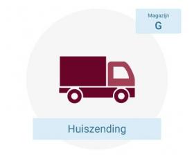 G Huiszending NL € 7.95
